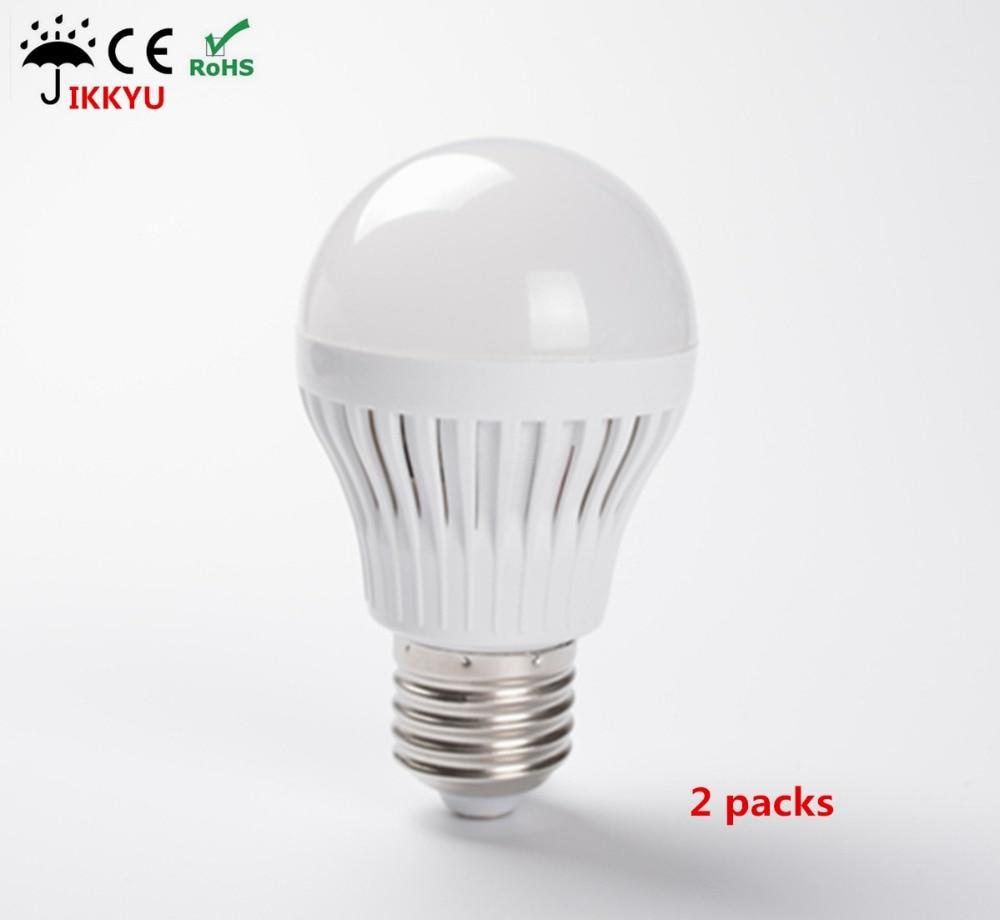LED Bulb 5W Energy Saving Bulb Screw E27 Indoor Energy ...