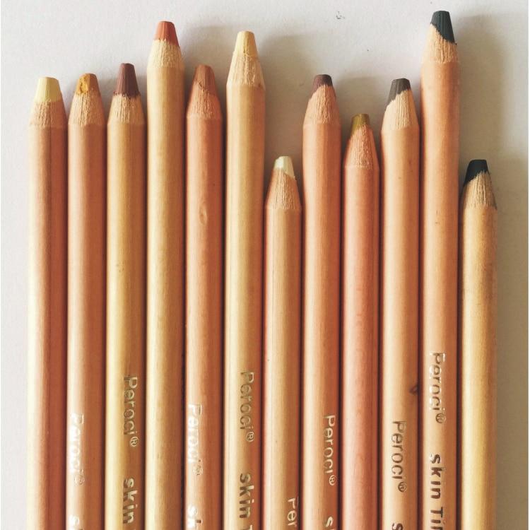 12 ชิ้น / - ปากกาดินสอและการเขียนวัสดุสิ้นเปลือง