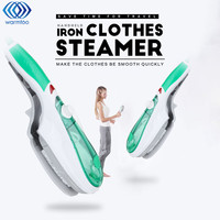 Portable Handheld Travel Iron Garment Steamer Brush Fabric Clothes Hold Electric Iron Steam Laundry 220V 1000W