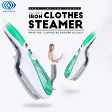 Garment Steamer Brush Clothing Iron Portable Handheld Electric Steam Iron Kit Fabric Clothes Travel 220V 1000W