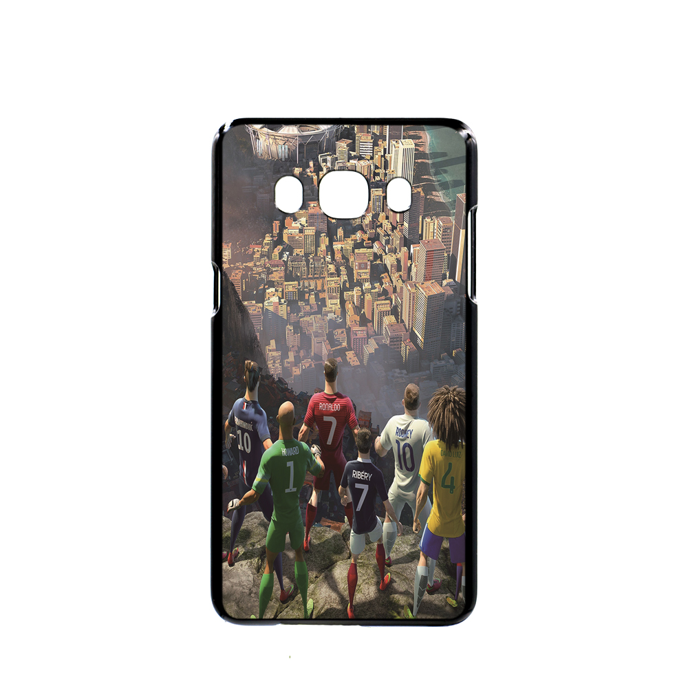 07770 The Last Game Football cell phone case cover for Samsung Galaxy J1 ACE J5 2015 J7 N9150