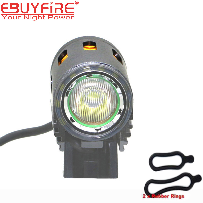 LED High beam Bicycle Lamp Low beam Bike Light L2 2000lm Light HeadLight Headlamp Bicycle Bike Light (without battery) ru eu bicycle light high low beam lamp bike front light xml l2 led 6 mode waterproof headlights with battery pack