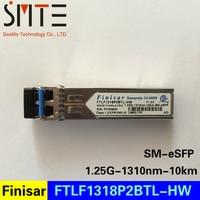 Finisar FTLF1318P2BTL-HW 1.25G-1310nm-10km-SM-eSFP faser optische transceiver