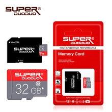 Class 10 karta pamięci 8 GB 16 GB 32 GB micro sd karty 64 GB 128 GB tarjeta microsd o pojemności 32 gb karta mini TF pamięć flash 4 gb z bezpłatnym adapterem