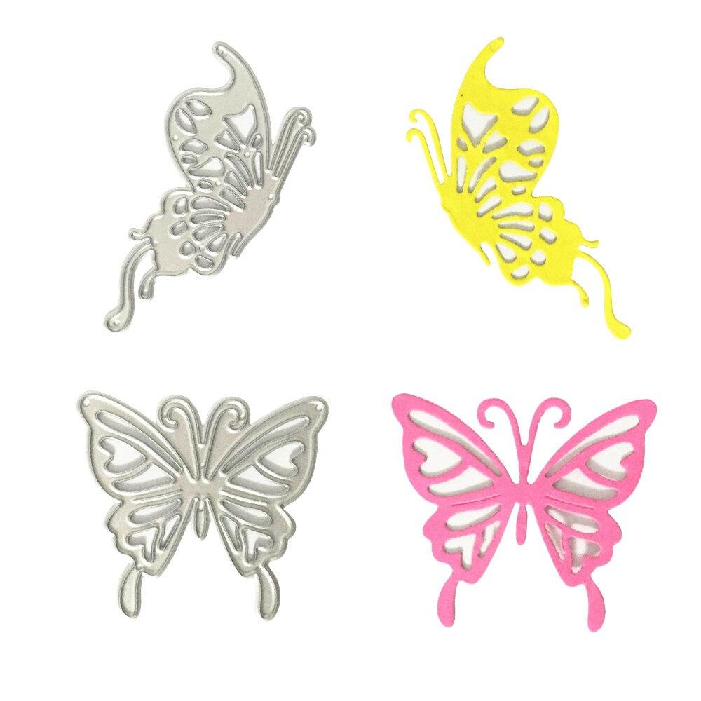 Butterflies: Cutting Stencils 19
