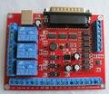 6 Оси ЧПУ MACH3 Гравировка Машинный Интерфейс Breakout Совета USB ШИМ Шпинделя