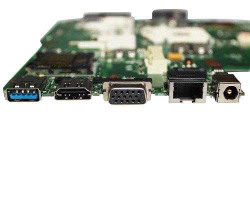 K43SV moederbord GT540M 1 GB REV: 3.0 voor ASUS A43S X43S K43SV K43SJ - Computer componenten - Foto 3