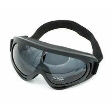 Поляризационные лыжные очки для сноуборда противотуманные широкие