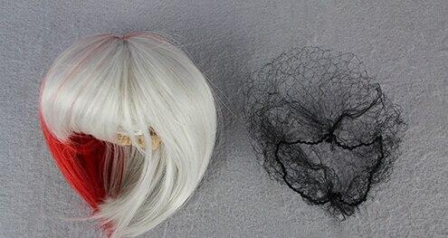 50pcs/lot New arrival doll refires sd bjd doll hair bjd wig protect net hair net