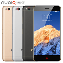 Original ZTE Nubia N1 4G LTE Cell Phone RAM 3GB ROM 64GB MTK6755 Octa Core 5.5 inch Camera 13.0MP 5000mAh Fingerprint Smartphone