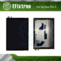 NEW 1796 LCD Touch Screen Digitizer Panel Assembly For Microsoft Surface Pro 5 LCD Display LP123WQ1(SP)(A2) With Sticker