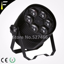 DMX512 60W COB Led Par Light 3IN1 RGB Par Led Projector Beam Can For DJ Disco Stage Lighting Effect Home Party Light Fixture