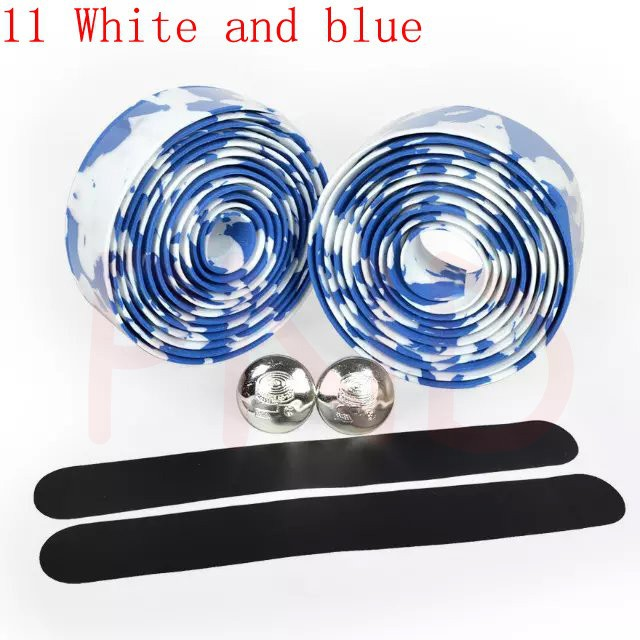11White and Blue