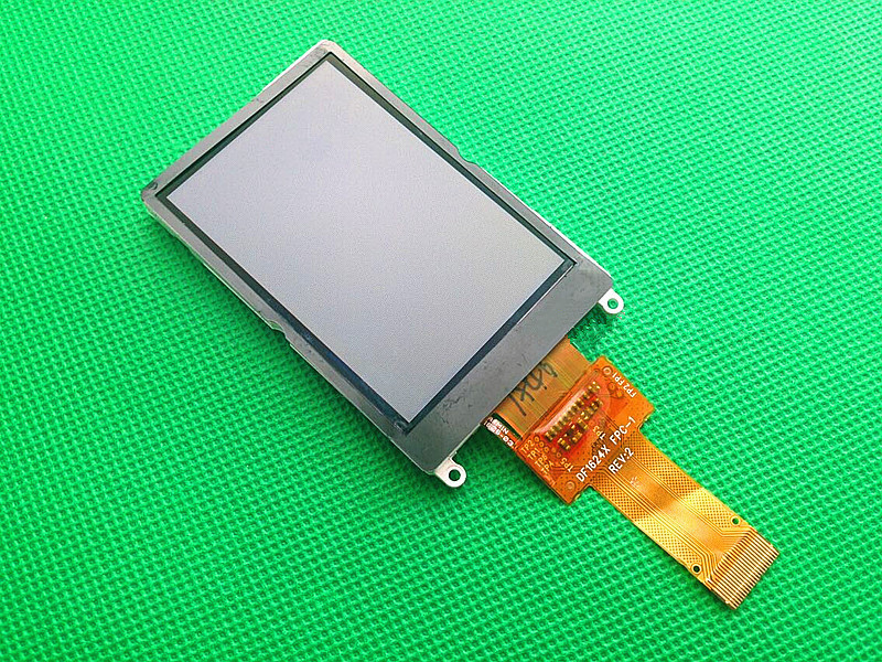 Original 2.6 inch LCD screen for Garmin 010-01162-00 Edge Touring GPS bike computer display screen panel (without touch) original 7 inch for claa080ja11cw car gps lcd screen display panel without touch