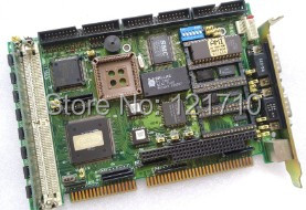 Industrial equipment board PCA-6134P 386SX 486SLC INDUSTRIAL CPU CARD REV.A2Industrial equipment board PCA-6134P 386SX 486SLC INDUSTRIAL CPU CARD REV.A2