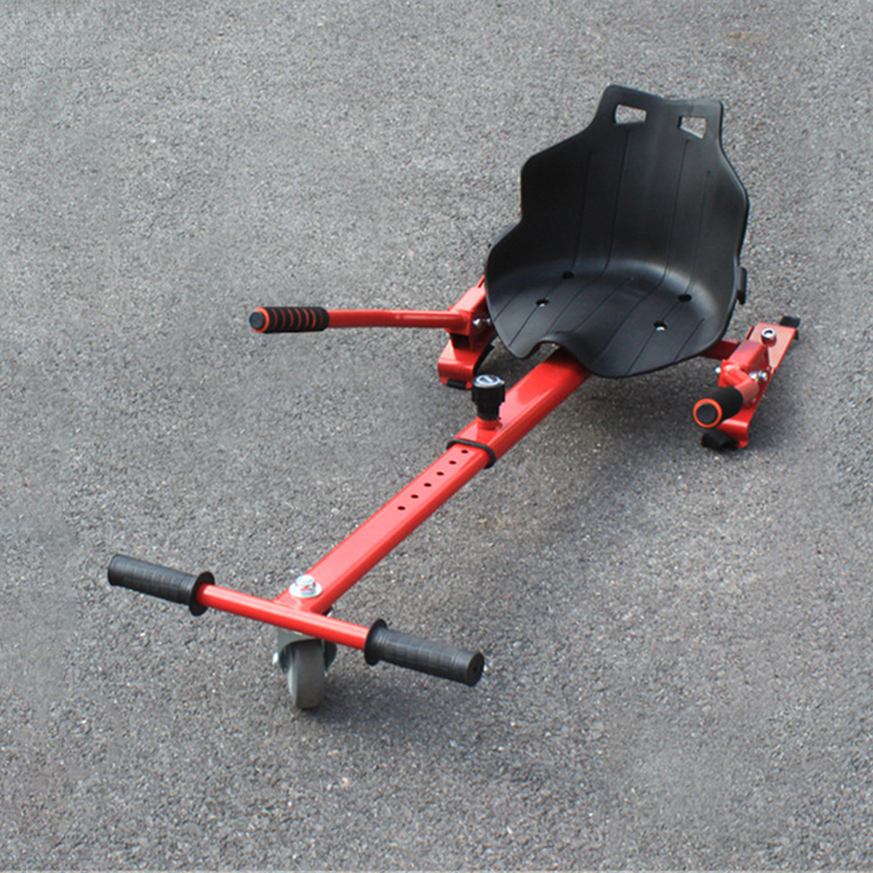 Adult children two wheeled electric balance special frame drift twist car kart bracket