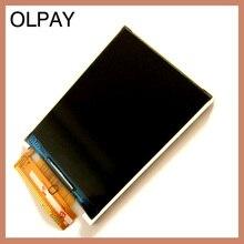 OLPAY dla Philips Xenium E168 CTE168 oddzielny wyświetlacz LCD z taśmą narzędziową