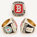 High Quality Wholesale Sport Ring 2004 Boston Red Sox World Series Championship Ring For Men Big Ring Size 11