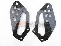 Heel Guard For BMW S1000RR 2009 2014 Full Carbon Fiber 100% Twill