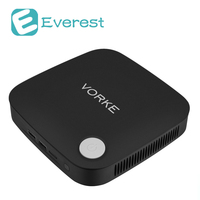 Vorke V1 Plus Tv Box Intel Apollo Lake J3455 Smart Tv 4G RAM 64GB SSD Mini