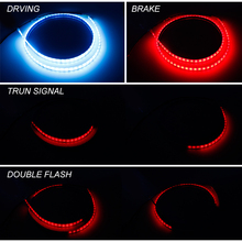 Trunk Strip LED Light with Side Turn Signal Lights