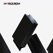 HARDIRON 100PCS Color Moisture-proof Packaging Bag Tea Coffee Universal Aluminum Foil Heat-sealing