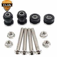 Docking Hardware Kit Rückenlehne Sissy Bar Montage Hardware Set Für Harley Sportster XL883 XL1200 883 1200 2004-2017 Motorrad