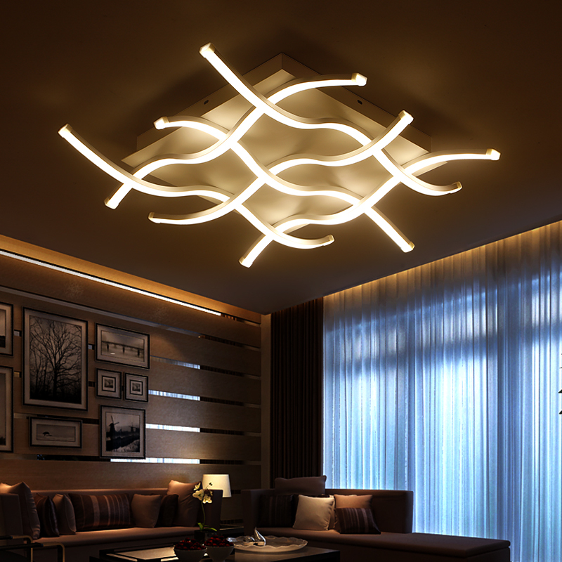 Modern LED ceiling lights for living room Remote Control Dimming Ceiling Lamp For Foyer Bedroom lamparas de techo light fixtures hot free shipping modern led ceiling lights for living room bedroom abajur dimmable remote control lamparas de techo