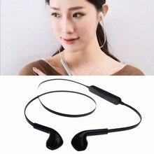 Wireless Bluetooth Sports Stereo Earphone Headphone Headset For iPhone Phone Stereo Mini Bluetooth Headsets Free Hand Earphones