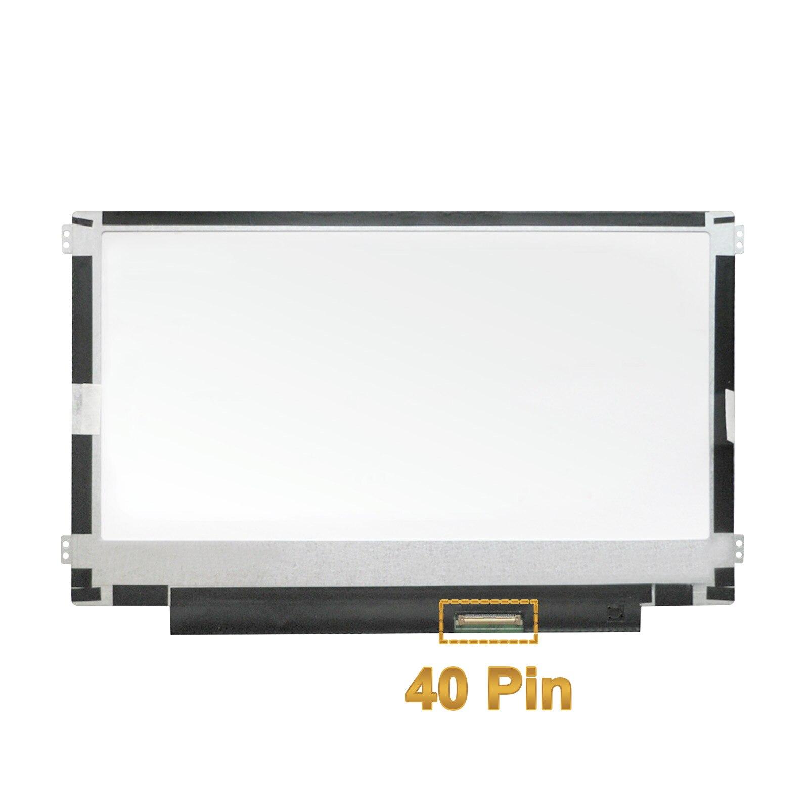 """N116BGE-L41 B1 B.1 New 11.6/"""" HD LED Glossy Slim LCD Screen with side brackets"""