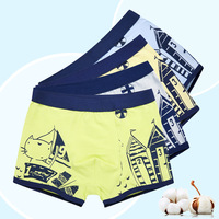 2017 New Arrival High quality boy underwear briefs Baby tight shorts Kids Boy Panties 95% cotton solid Children 2pcs/lot Panties
