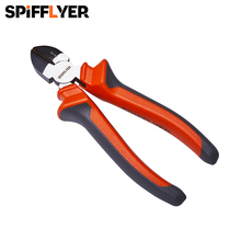 6 Diagonal Pliers Side Cutting Electrician Tools Mini Multi Hand Tool for Cable Cutter Wire Multitool Electrical