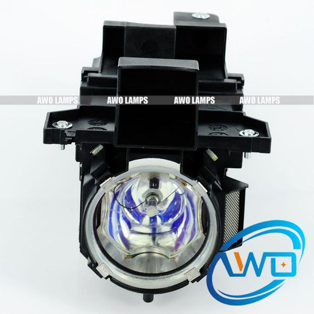 AWO High Quality Projector Bulb DT00771 with Lamp Cage for HITACHI CP-X505/X600/X605/X608 5 Months Warranty awo free shipping projector lamp dt01151 lamp module with high quality bulb fitting for hitachi cp rx79 rx82 rx93 ed x26