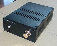 Breeze Audio amplifier chassis JC229 aluminum amplifier enclosure 311*90*220mm amp case