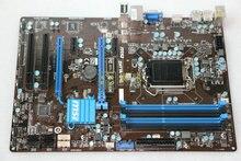 Oryginalna płyta główna dla msi zh77a-g41 ddr3 lga 1155 pokładzie usb 2.0 dla I3 I5 I7 CPU H77 Pulpicie motherborad Darmo wysyłka