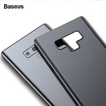 Baseus Ultra Slim Case For Samsung Galaxy Note 9 Note9 Coque Super Thin PP Matte Back Cover Fundas Capinhas