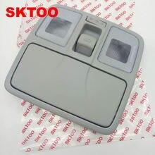 Sktoo 현대 ix35 돔 라이트/독서 용 램프/선 루프 스위치/자동차 안경 케이스