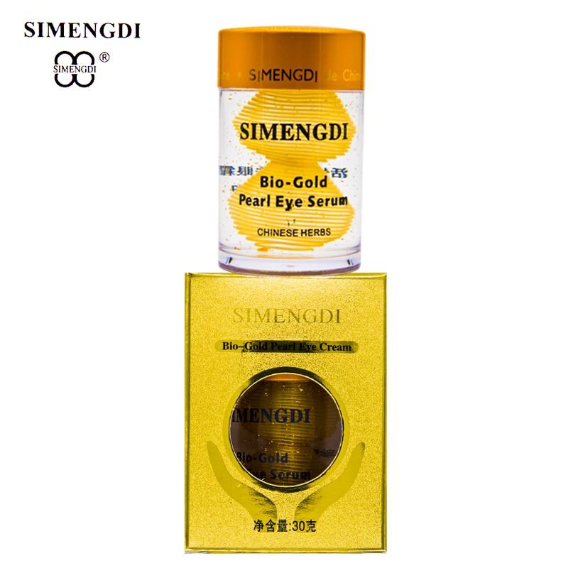 simengdi био-золото, жемчуг крем