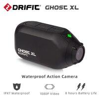 Drift Ghost XL Водонепроницаемая экшн камера с IPX7 Водонепроницаемая 1080P видео 8 часов работы от аккумулятора