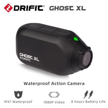 Drift Ghost XL wodoodporna kamera akcji z IPX7 wodoodporna 1080P wideo 8 godzin pracy na baterii tanie i dobre opinie Seria OmniVision Ambarella A12 (4 K 30FPS) O 12MP 3000 mAh Dla Domu Pół-profesjonalny Sporty ekstremalne Odkryty sport działania