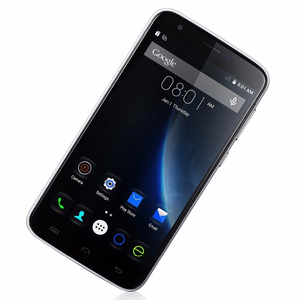 "Original Doogee Y100 Plus 5.5"" 4G LTE Mobile Phone Android 5.1 MTK6735 1280x720 2GB RAM 16GB ROM 13.0MP Smartphone"
