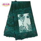 Green African Lace F...