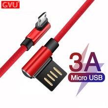 3A Micro USB кабель Быстрая зарядка мобильный для samsung S8 S9 телефон Android кабель для зарядного устройства для huawei P9 XiaoMi redmi кабель