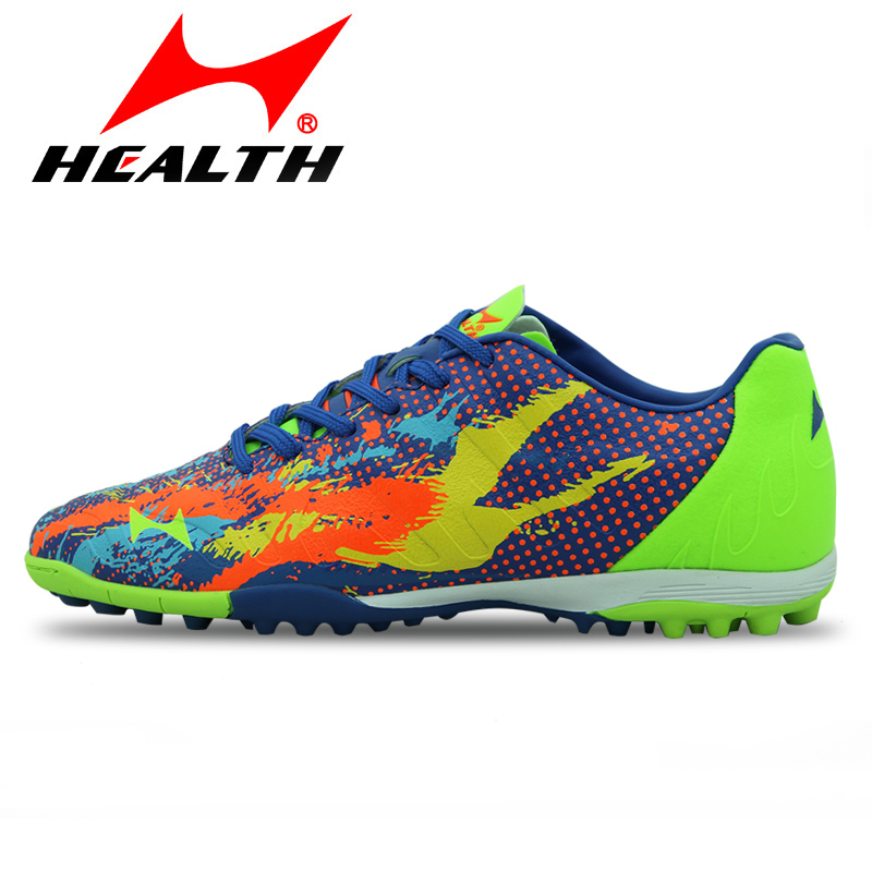 Health top soccer shoes kids football boots cleats futsal shoes adult child crushed breathable sport football shoes plus 36-45 health top soccer shoes kids football boots cleats futsal shoes adult child crushed breathable sport football shoes plus 36 45