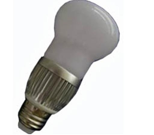 E14/E26/E27 base(please specify)3*1W led bulb;warm white;P/N:QP3W004