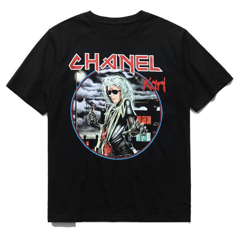 Summer Shirts Tops Cotton Tees Free Shipping Crew Neck Me Printing Machine Short Sleeve Graphic Mens Tees