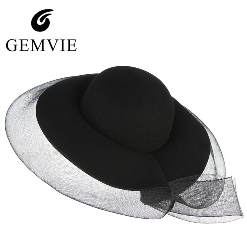 Sombrero Derby sombrero de fieltro tradicional de lana para hombre sombrero  de Chaplin de d971af6e731