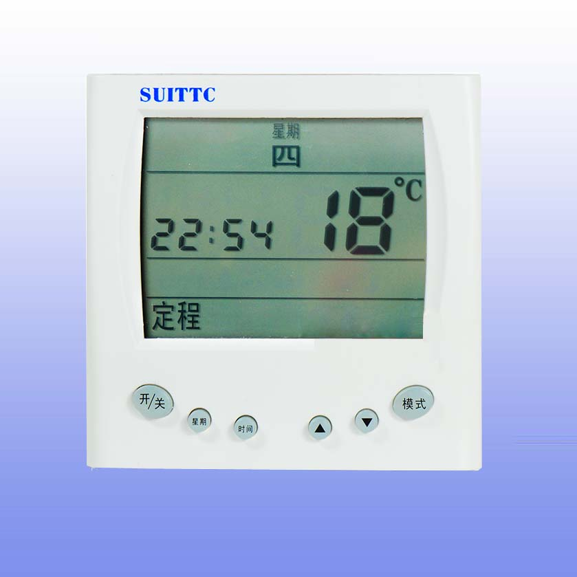 suittc to warm the boiler thermostat programmable battery gas boiler temperature control switch 8618 7 24h programmable adjustable thermostat temperature control switch with child lock
