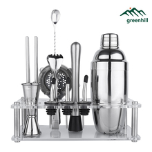 Cocktail Shaker Set / Premium Barware Gift Set, High grade Bar sets