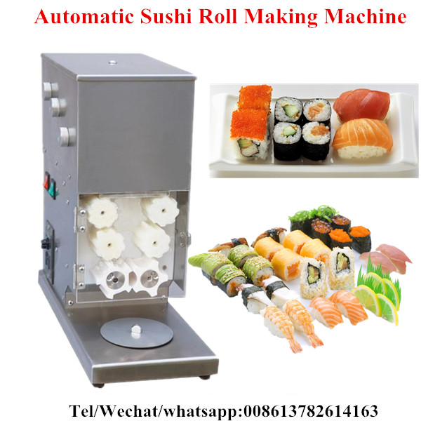 electric rice sushi maker mini model sushi rice roll making machine ...